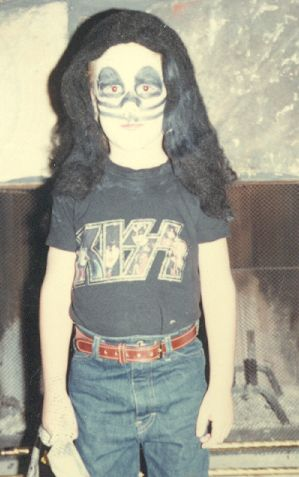 Peter Criss costume