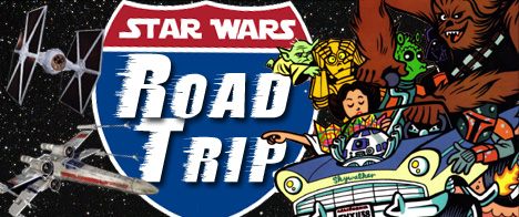 Star Wars Roadtrip