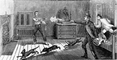 Killing of Billy the Kid